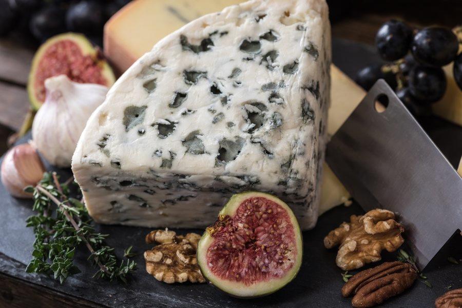 Blue Cheese cheese board