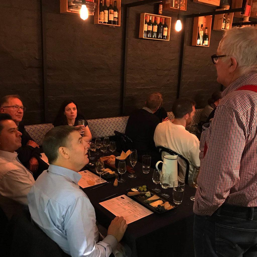 Winemaker from WA showcases Australian wines