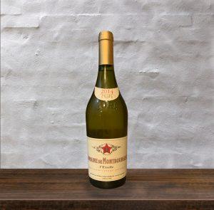 Domaine Montbourgeau Jura Chardonnay